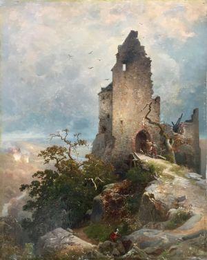 Schloss Ebernburg bei Bad Kreuznach